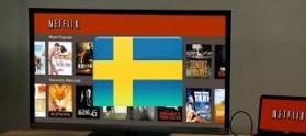 A first Impression of Netflix Sweden!