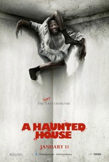 A-Haunted-House-poster
