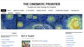 LAMB #1538 – The Cinematic Frontier