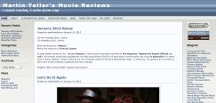 Brutually Blunt Blog Blustering #71 – Martin Teller's Movie Reviews