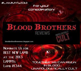 Reign In Blood Lammys FYC 2013