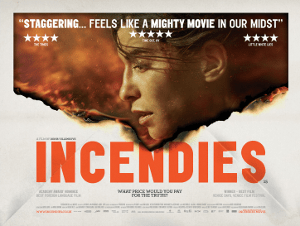 Foreign Chops 9: Incendies