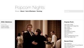 LAMB #1639- Popcorn Nights