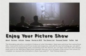 LAMB #1655 – Enjoy Your Picture Show