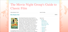 LAMB #1721 – The Movie Night Group's Guide to Classic Film