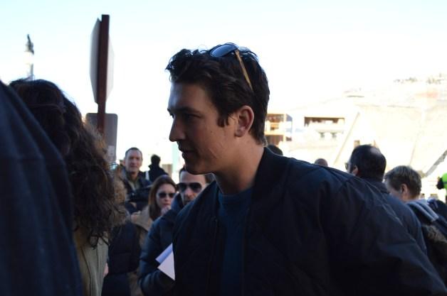 Miles Teller Sundance 2014