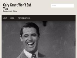 LAMB #1768 – CARY GRANT WON'T EAT YOU