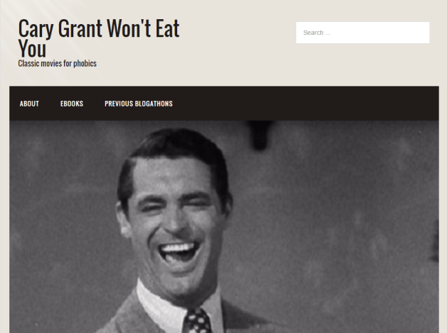#1768 Cary Grant Wont Eat You