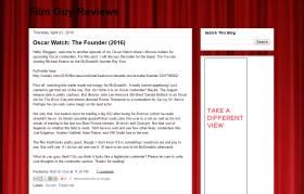 LAMB #1796 – Film Guy Reviews