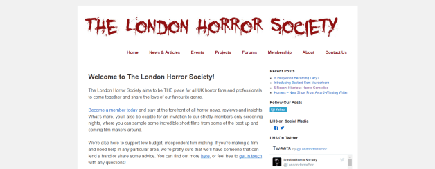 #1806 London Horror Society