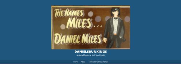 #1815 Daniels Dunkings