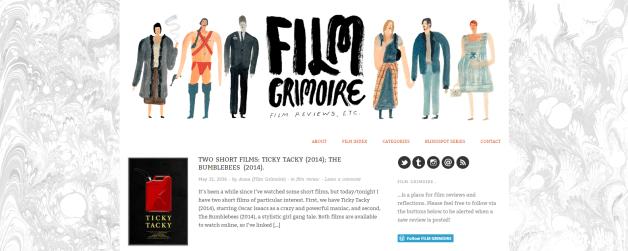 #1818 Film Grimoire