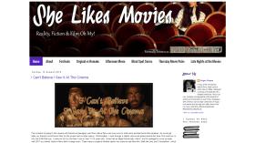 LAMB #1860 – She Likes Movies