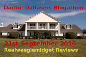 PLUG: Darling Dallasers Blogathon