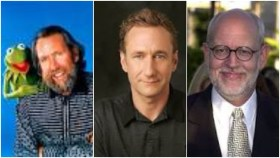 Director's Chair Reminder: Jim Henson, Brian Henson and Frank Oz