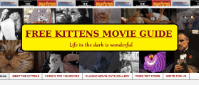 LAMB #1920 – Free Kittens Movie Guide