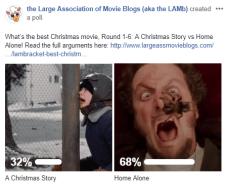 LAMBracket: Best Christmas Movie Round 1-6 Results