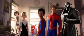 Lambscores: Spider-Man: Into the Spider-Verse, Mortal Engines, The Mule