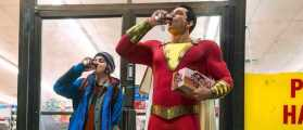 Lambscores: Shazam!, Pet Sematary, The Best of Enemies, Hellboy, Missing Link