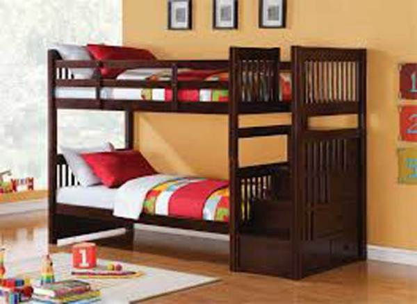 Glorious Kids 003 – Double Bunk Bed Frame