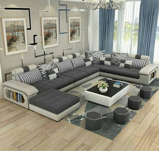 Rivera's Series 10 Seater Sectional Sofa
