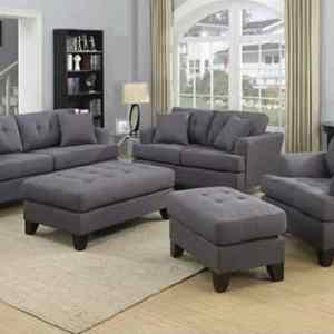 Rooney Series Sofa Set (3,2,1,1)