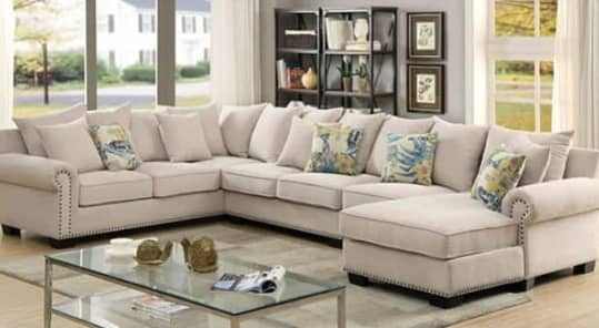Ruby's 8 Seater Sectional Sofa