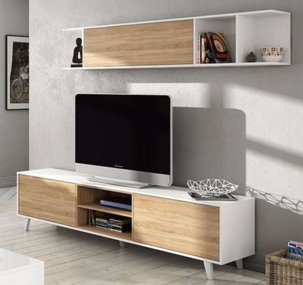 Dee's TV Entertainment Unit (180cm*40cm) Wall Unit