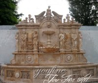 Large outdoor water fountains,large marble fountain for