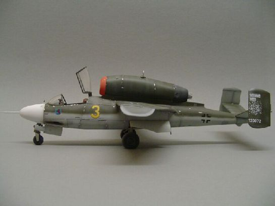Revell 132 Heinkel He 162 Large Scale Planes