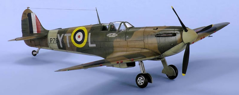 Revell 132 Spitfire MkIIa Large Scale Planes