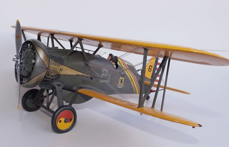 Hasegawa 132 Boeing P 12E Large Scale Planes