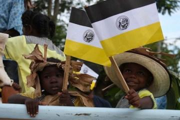 Garifuna Settlement Day Photo: by Alyson Klaverweiden