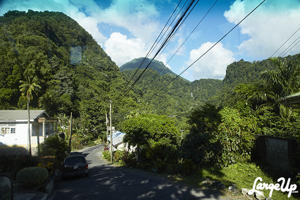 Tia's Hot Spa Dominica