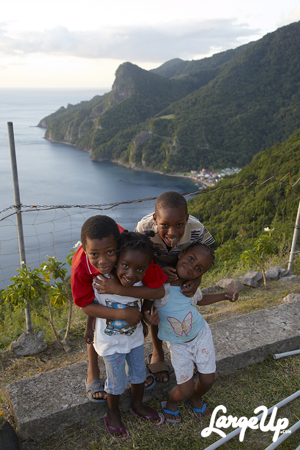 Point Galion, Dominica