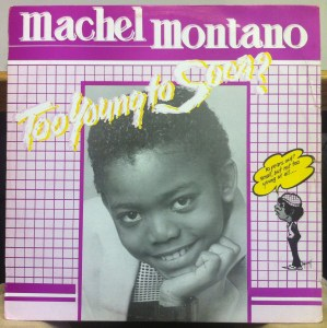 "Throwback Thursdays: Machel Montano's ""Too Young To Soca"""