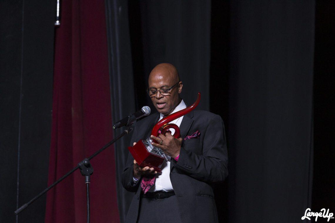 Producer Donovan Germain
