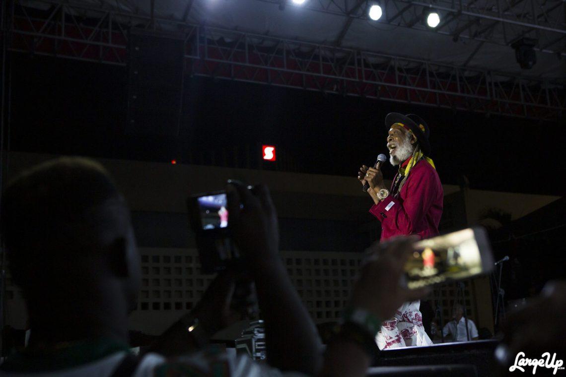 Jamaican deejay Big Youth