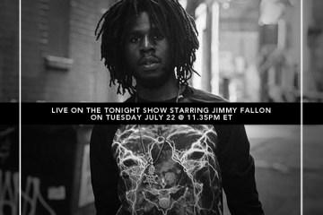 Chronixx brings reggae to The Tonight Show Starring Jimmy Fallon on NBC