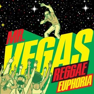 "LargeUp Premiere: Stream Four Tracks From Mr. Vegas' ""Reggae Euphoria"""