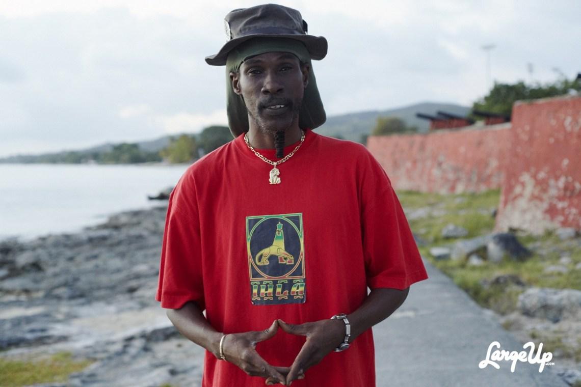 Vaughn Benjamin of Midnite (Photo: Martei Korley)