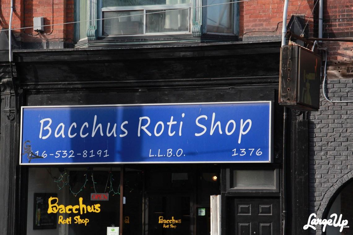 Bacchus-Roti-Shop
