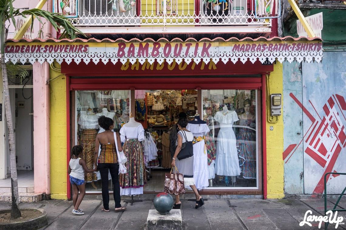 Bamboutik, Centre Ville Streets, Fort-de-France, Martinique photo by Adama Delphine Fawundu