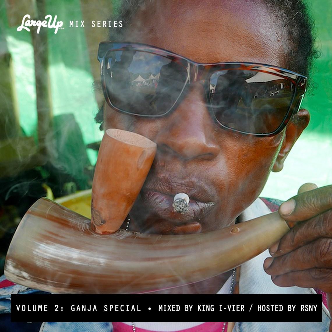 ganja-special-mixtape-king-ivier-front