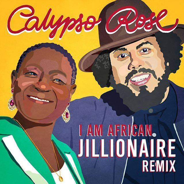 Calypso-Rose-I-Am-African-Jillionaire-Remix