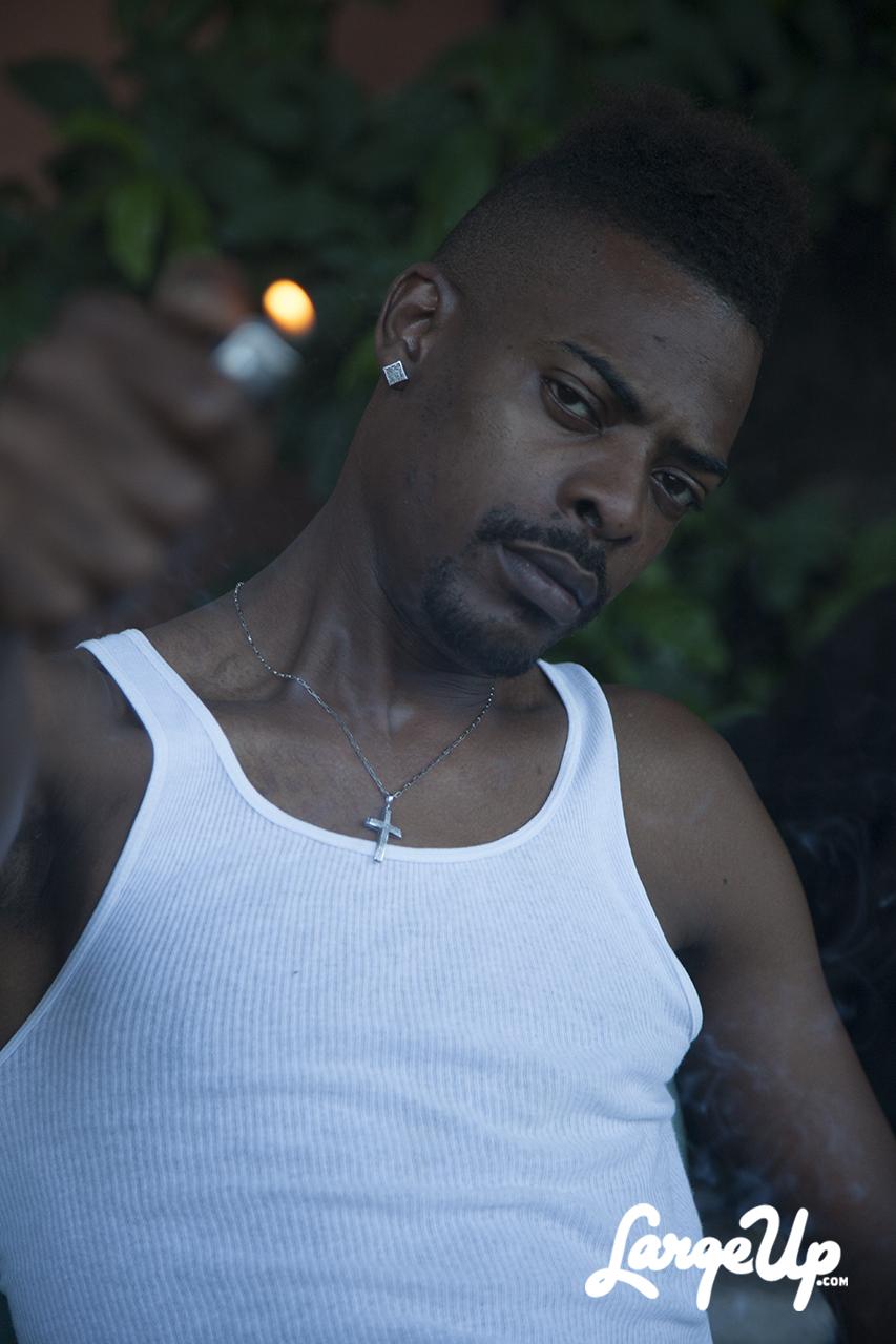 Dancehall star Mr. Lexx