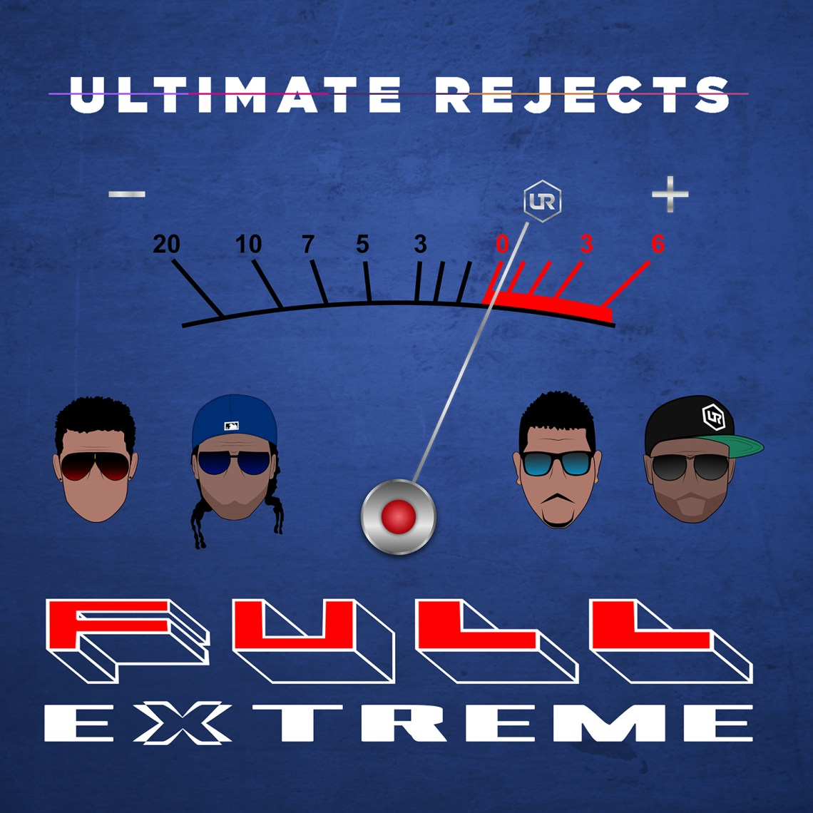 Ultimate Rejects - Full Extreme (2018 Soca)
