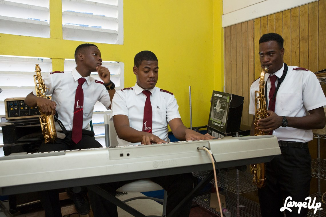 Alpha Boys School, Kingston, Jamaica