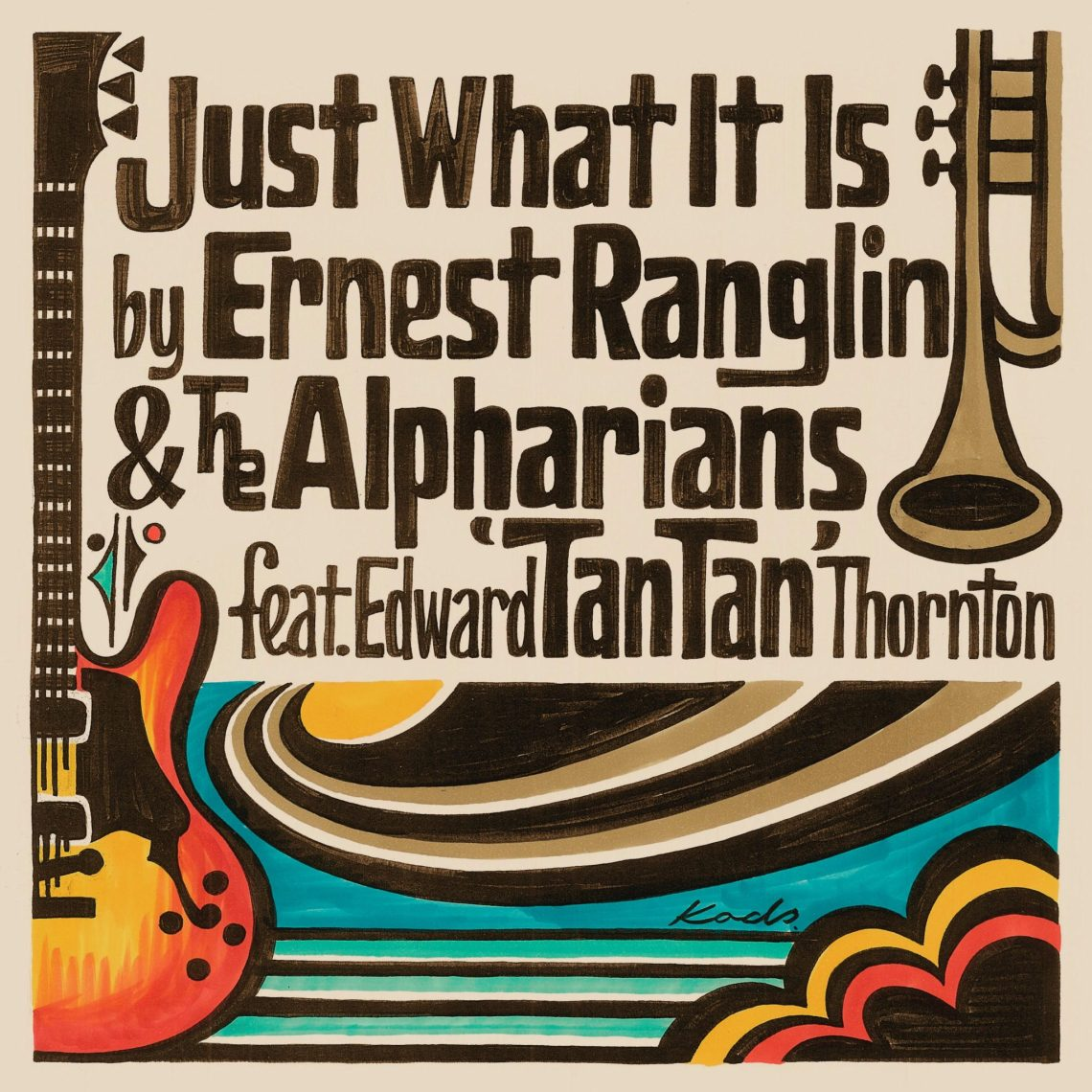 Ernest Ranglin - Just What it Is