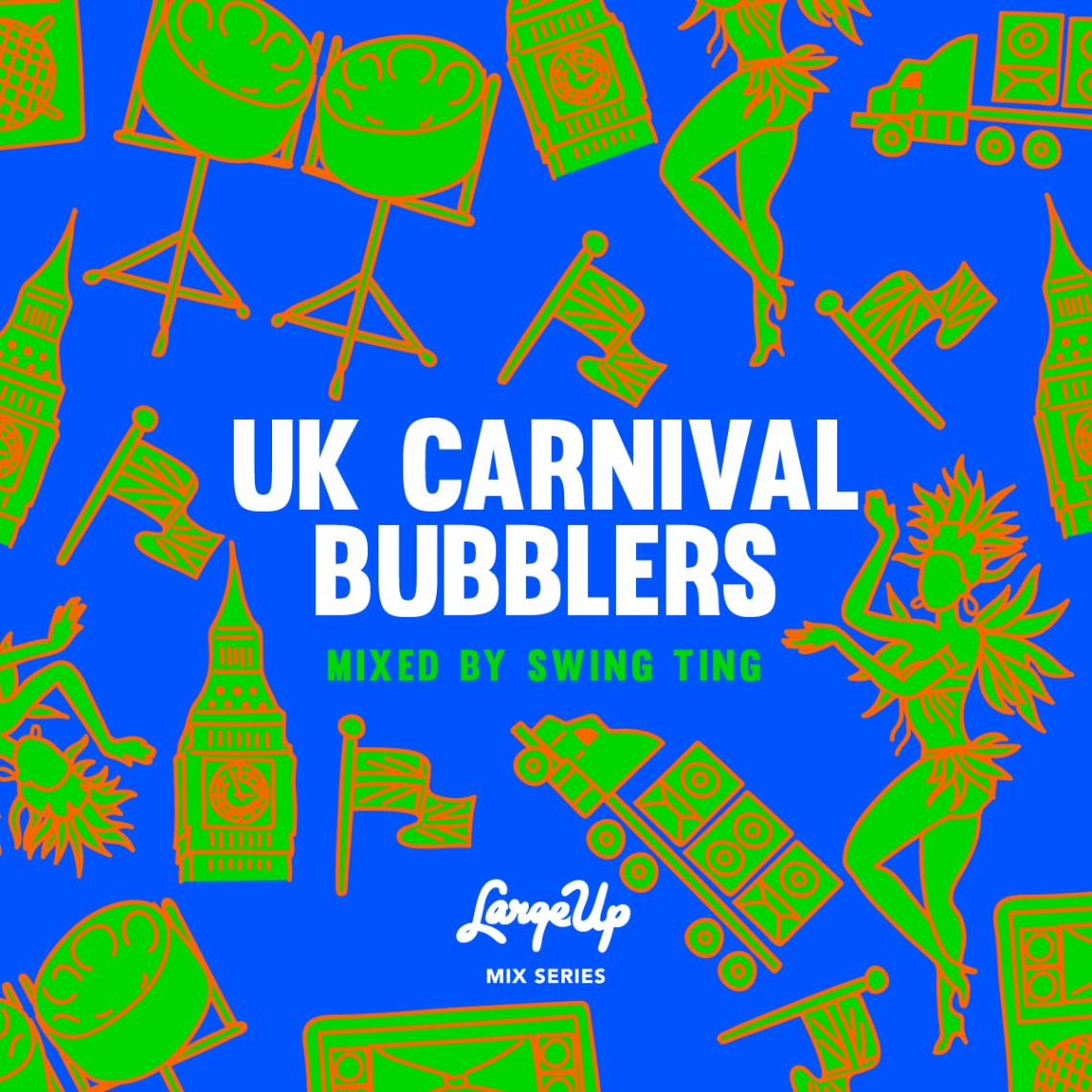 Swing Ting - U.K. Carnival Bubblers Mix